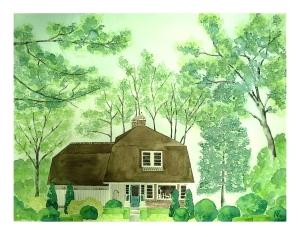 Huis in Bussum2